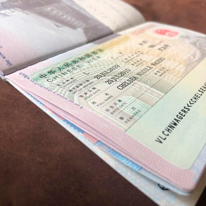 Chinese Visa - American Chinese Visa - Travelling to China - How to get a Chinese Visa